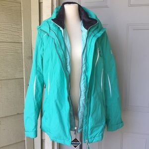 NWT ZeroXposur 3-in-1 Winter Jacket